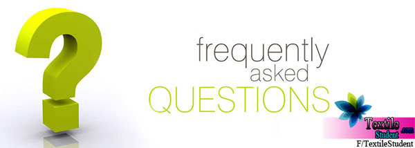 FAQ-Textile-Student
