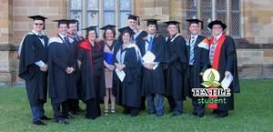 Textile Engineering University in Australia
