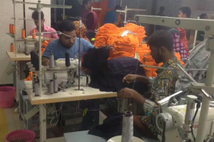 Responsibility of sewing supervisor