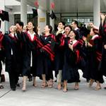 Textile engineering university in China