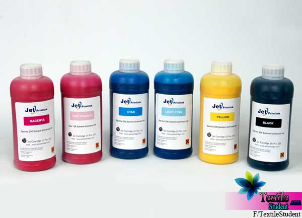 solvent- The functions of ingredients are used in printing past.