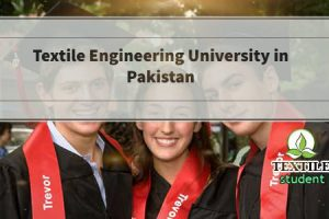 Textile engineering university in Pakistan