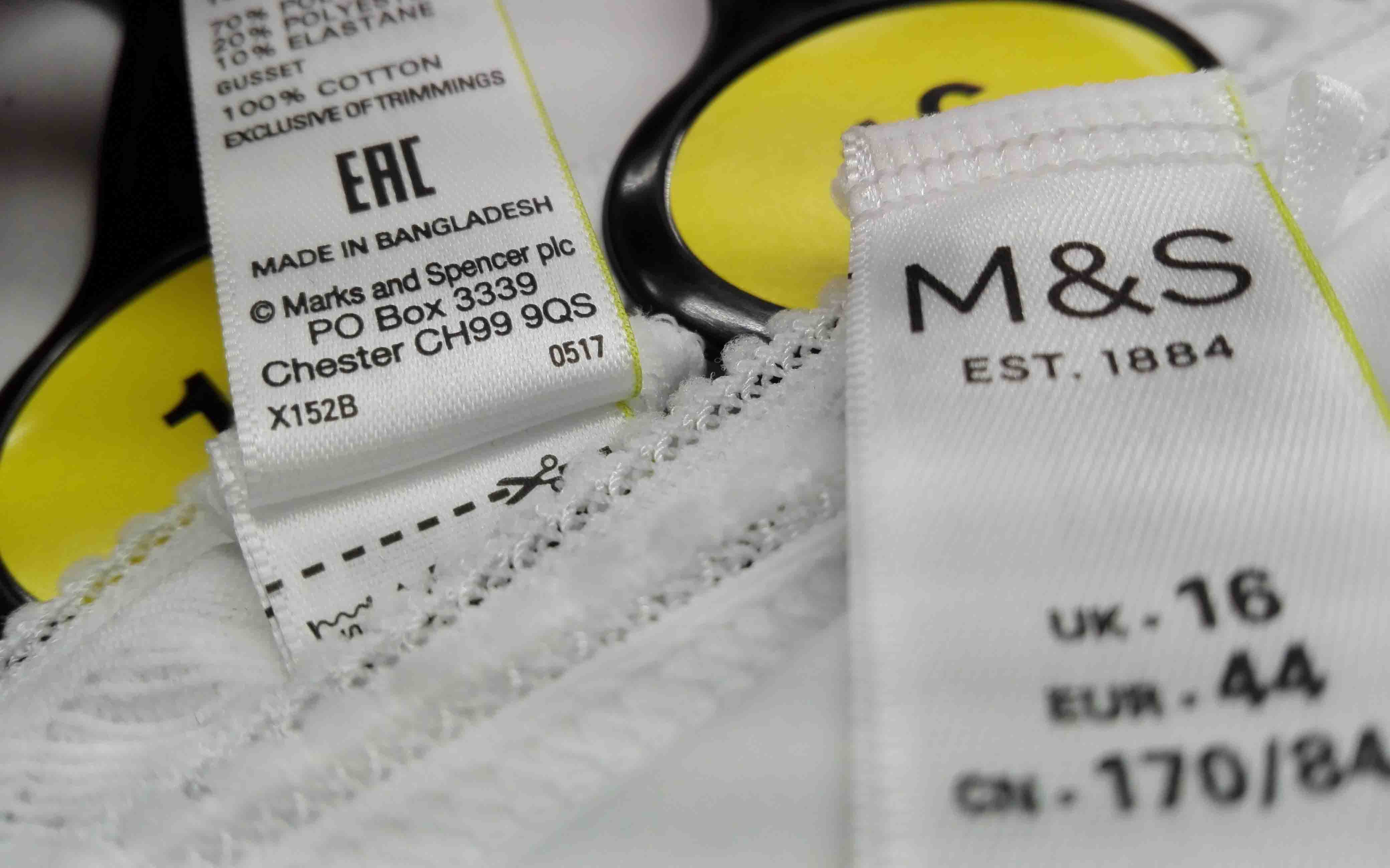 Made in Bangladesh (M&S)
