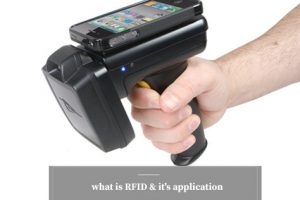 What's RFID, How it works & Application