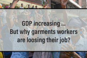 why garments workers are loosing their job